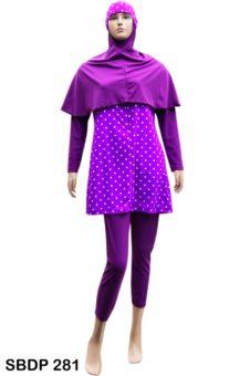 Baju Renang Muslimah SBDP 281