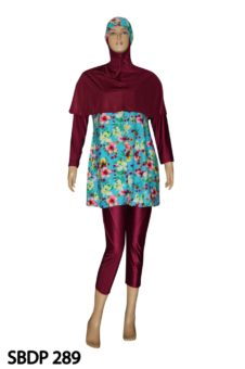 Baju Renang Muslimah SBDP 289