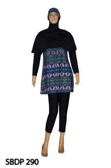 Baju Renang Muslimah SBDP 290