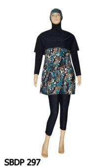 Baju Renang Muslimah SBDP 297