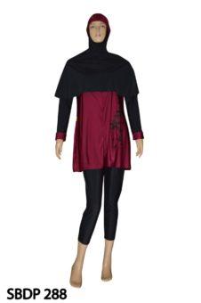 Baju Renang Muslimah SBDP 288