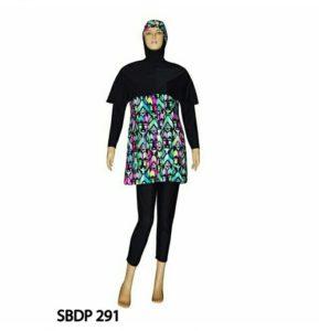 Sbdp 291 baju Renang Muslimah
